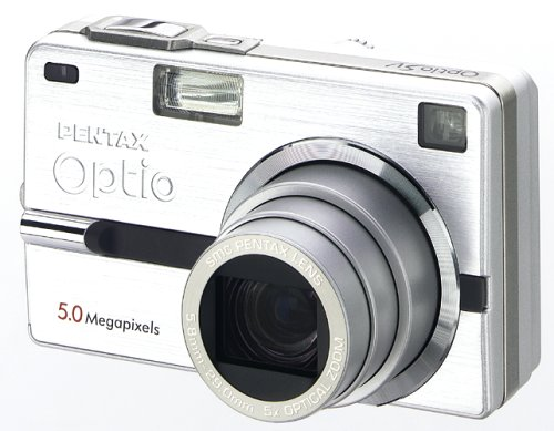(Pentax Optio SV 5MP Digital Camera with 5x Optical)