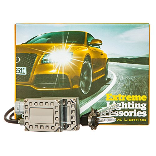 Slim 35W Xenon HID Kit Lights Conversion 898 6000K