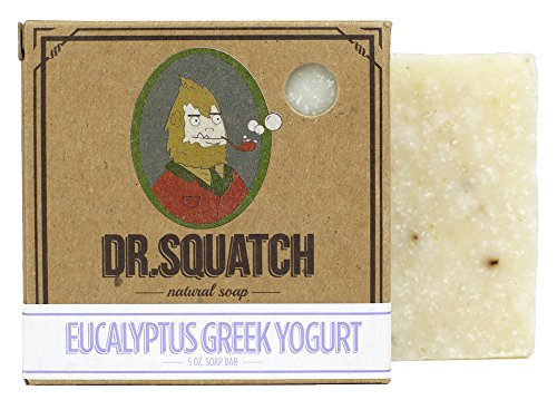 Natural Soap Eucalyptus Exfoliating Moisturizing product image