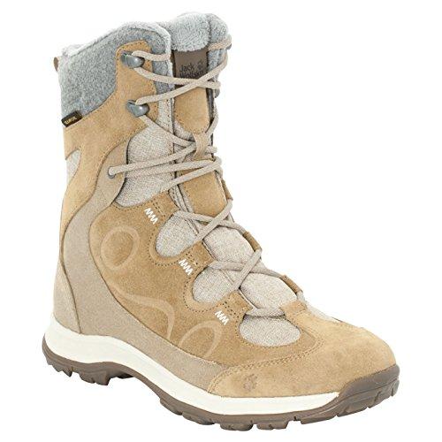 Jack Wolfskin Damen Thunder Bay Texapore Alto W Trekking- & Wanderstiefel Beige (arenaria 5101)