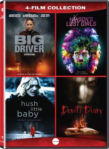 Lifetime Scary Movie Set (Lifetime Dvd Movies)