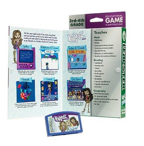 LeapFrog Leapster Educational Game: Bratz8482; - The Jet Set