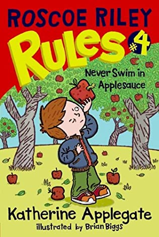 book cover of Never Swim in Applesauce