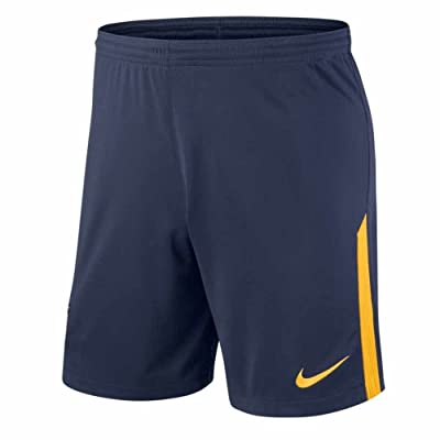 2017-2018 Atletico Madrid Away Nike Football Shorts (Kids)