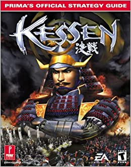 Kessen: Official Strategy Guide (Prima's Official Strategy Guides)