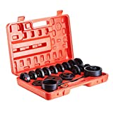 Automotive : OrionMotorTech 23-Piece FWD Front Wheel Drive Bearing Adapters Puller Press Replacement Installer Removal Tool Kit