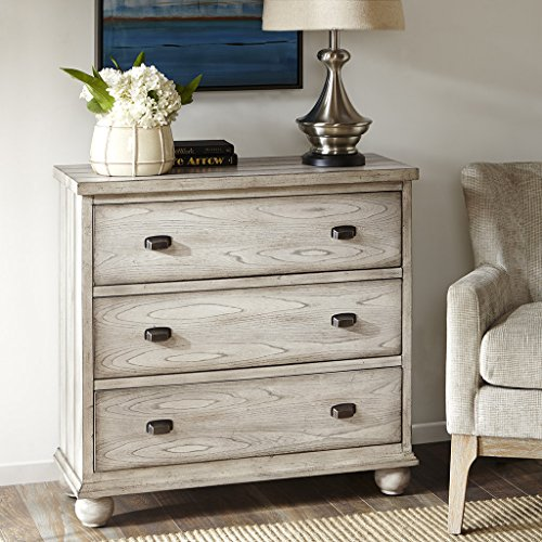 Rosalie 3 Drawer Chest Cream See - Madison Drawer 3