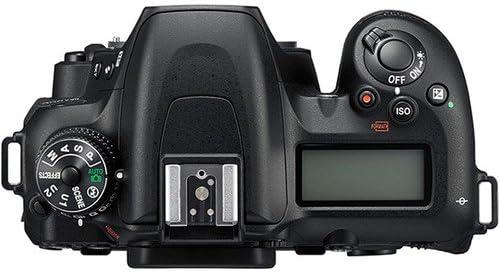 Nikon D7500 DX-Format Digital SLR w/AF-P DX NIKKOR 18-55mm f/3.5-5.6G VR Lens & AF-P DX 70-300mm f/4.5-6.3G ED Lens + Professional Accessory Bundle 51EE2mKNrqL
