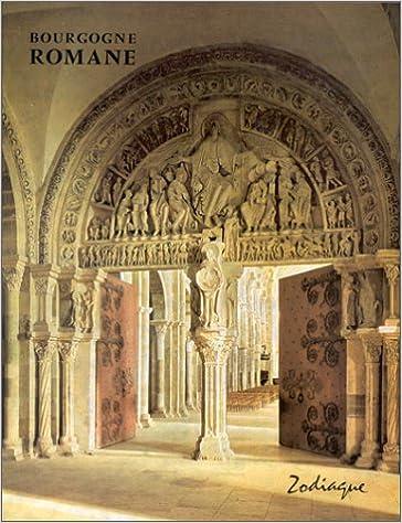 Livre Bourgogne romane epub, pdf