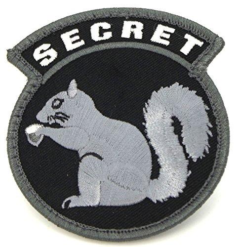 Secret Squirrel Morale Patch - Specs Shop Online