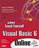 img - for Sams Teach Yourself Visual Basic 6 Online in Web Time (Sams Teach Yourself Online in Web Time) book / textbook / text book