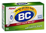 BC Powder | Fast Pain Relief | Arthritis
