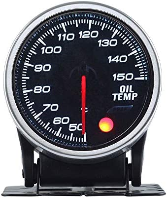 L.P.L ステッピングモータとタコメータ2インチ52ミリメートルゲージ50-150摂氏オイル温度計油温計