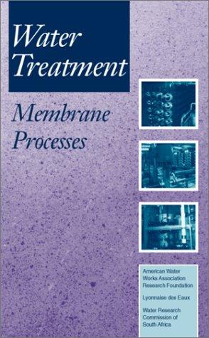Water Treatment Membrane Processes