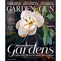 1-Year (6 Issues) of Garden & Gun Magazine Subscription