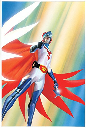 Alex Ross: Battle of The Planets Artbook (Art Ross Alex)