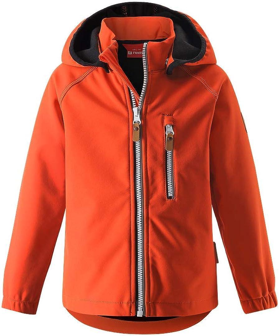 Reima Kids Vantti Waterproof Soft-Shell Spring and Fall Jacket