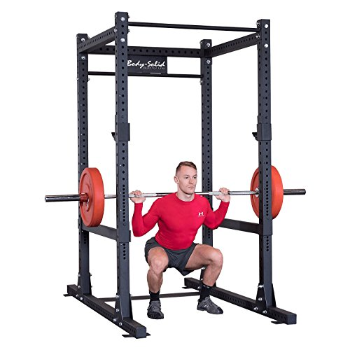 Body-Solid SPR1000 Commercial Power Rack by Body-Solid