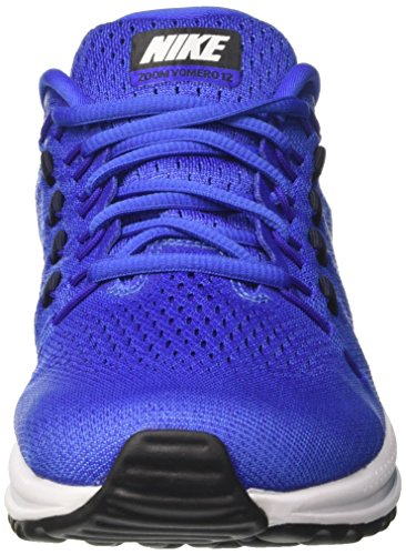 Nike Men's Air Zoom Vomero 12 Running Shoes Blue (Mega Blue/Obsidian-concord-white) dQnKj82xF