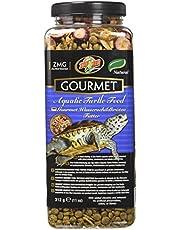 Zoo Med Gourmet Aquatic Turtle Food, 12-Ounce