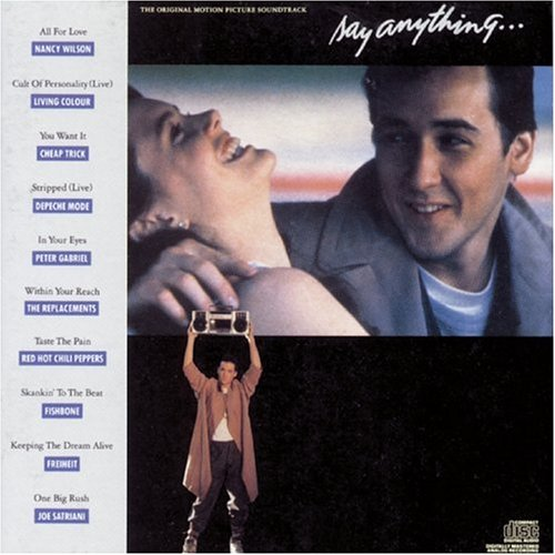 Cover of Say Anything: The Original Motion Picture Soundtrack