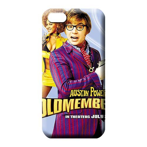 Awesome Phone Cases Phone Mobile Phone Case Austin Powers in Goldmember Case Cover iPhone 6 Plus / 6s Plus