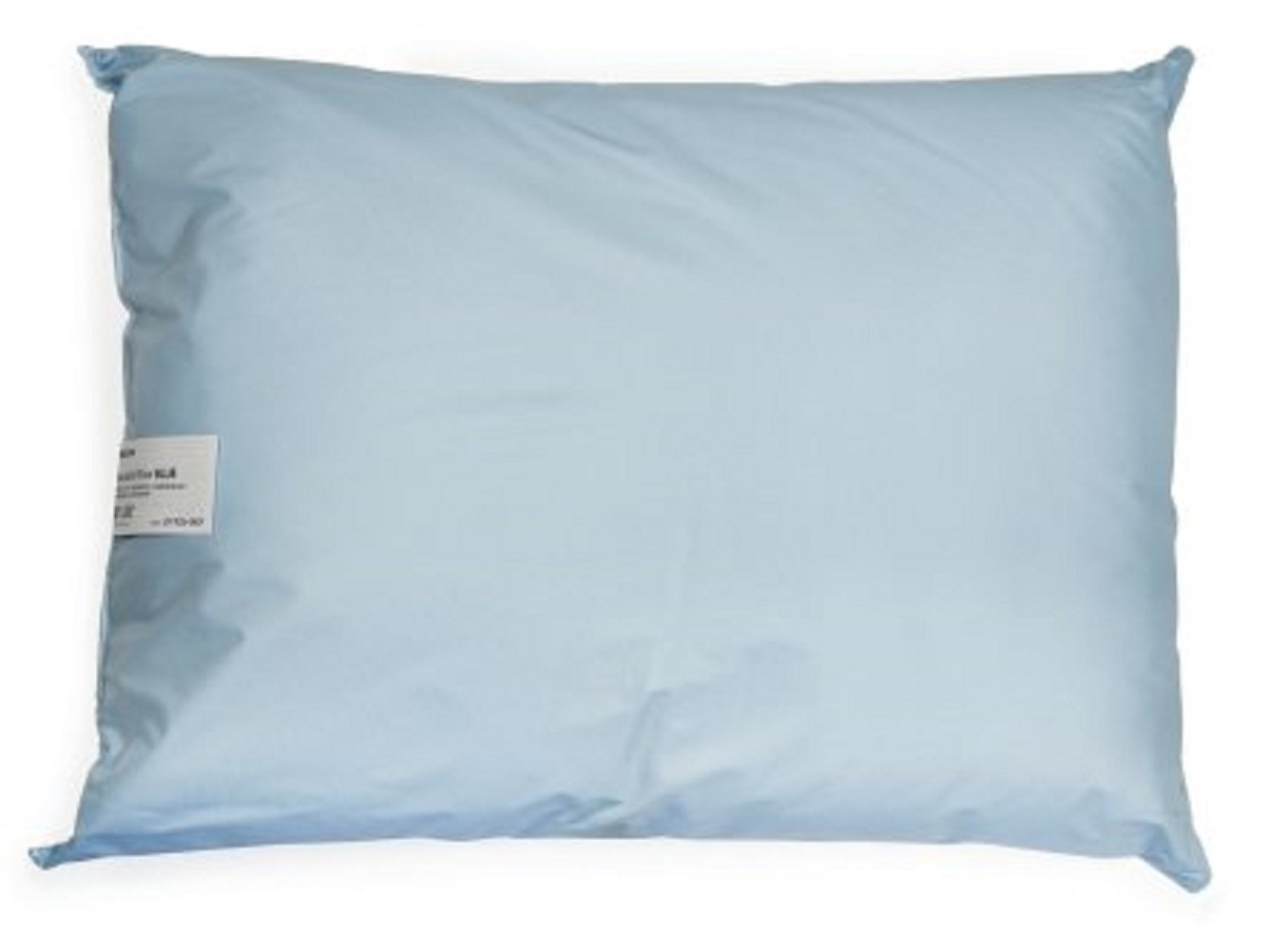 McKesson - Bed Pillow - 20 X 26 Inch - Blue - Reusable - 12/Case - McK