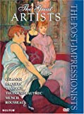 The Post-Impressionists [Boxed Set]: Cezanne, Gauguin, Van Gogh, Toulouse-Lautrec, Munch, Rousseau