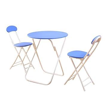Amazon.de: CB Klapptische und Stühle 3 - Teiliges Set Kombination ...