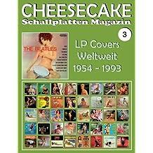 Cheesecake Schallplatten Magazin: Lp Covers Weltweit 1954-1993 Vollfarb-guide