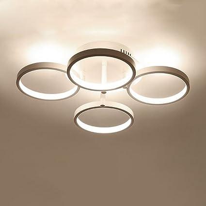 MOREY Lámpara de techo LED Lámparas de sala de estar ...