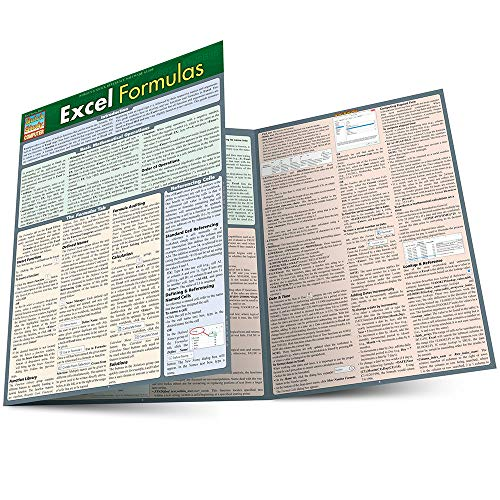 Excel Formulas (Quick Study -