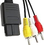 N64 6 Feet AV Cable N64 AV Cable Composite Retro