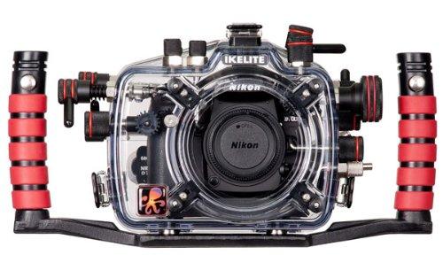 Ikelite Nikon D-7000 Housing Underwater Camera, Clear (6801.70) by Ikelite