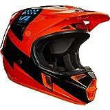 2018 Fox Racing Youth V1 Mastar Helmet-Orange-YS