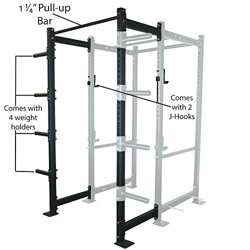 24'' Extension Kit For T-3 Short Power Rack by Titan Fitness