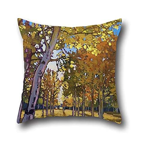 Elec Radio Art Tree Standard Pillow Case Protector Bed Bug Protection From Bed Bugs Pillow Cover (Bedbug Pillowcase)