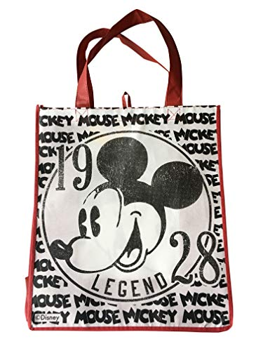 - Disney's Mickey Mouse's 90th Anniversary Large Reusable Tote Bag