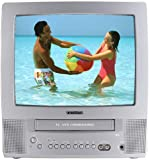 Toshiba MV13P2 13-Inch TV/VCR Combo