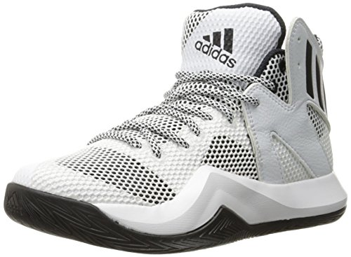 aadd12a4c398 adidas Performance Men s Crazy Bounce Hi-Top Basketball Shoes Sneakers