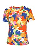 Paul Smith Women's Puxp079vp000392 Multicolor Cotton T-Shirt