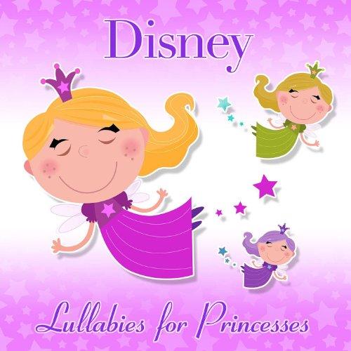 disney princess lullaby album