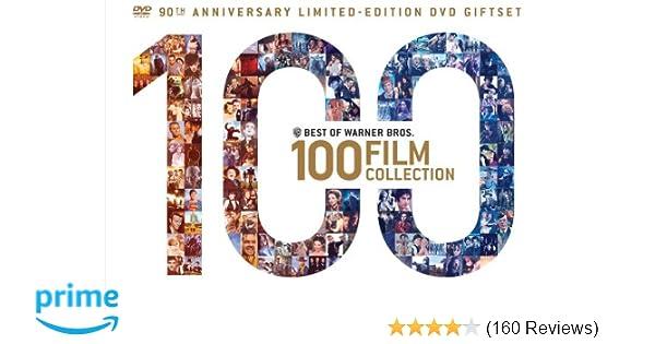 865ef5f2ba Amazon.com: Best of Warner Bros. 100 Film Collection (DVD): Various: Movies  & TV