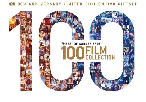 Best of Warner Bros. 100 Film Collection (DVD) by Warner Manufacturing