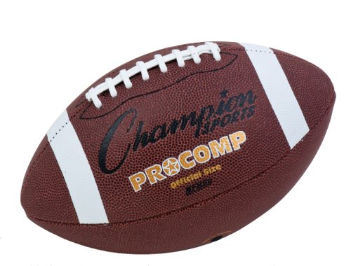 Champion Sports Official Size Composite Football