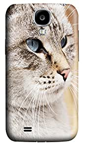 Samsung Note S4 CaseSophisticated Cat 3D Custom Samsung Note 2 Case Cover