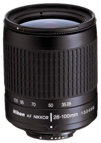 Nikon 28-100mm f/3.5-5.6G Autofocus Nikkor - 100 Nikon Mm Macro Lens