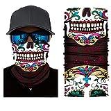 10 Pack Magic Scarf Outdoor Headwear Bandana Face