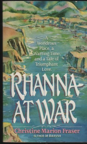 book cover of Rhanna at War