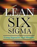 Lean Six Sigma Using SigmaXL and Minitab (Mechanical Engineering) 1st Edition